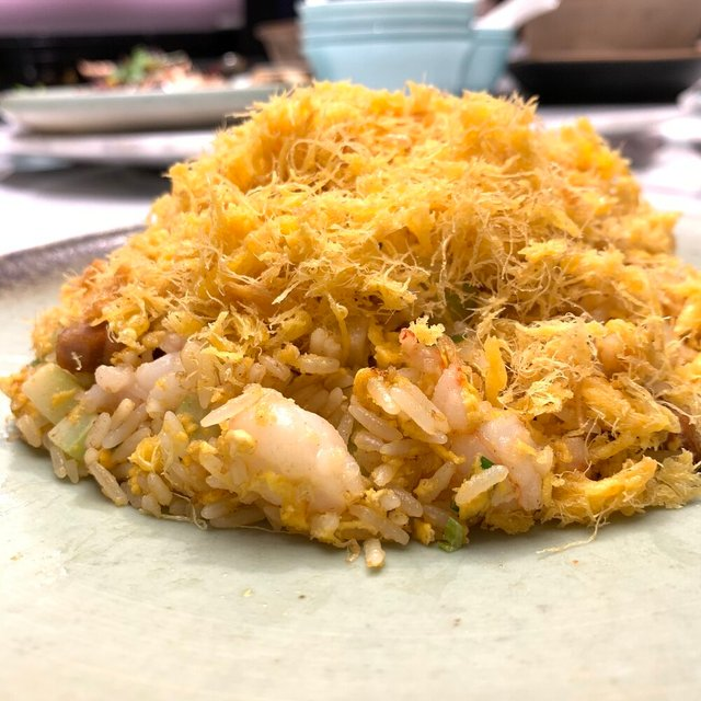 梁式金丝扬州炒饭 CHEF LEUNG'S YANGZHOU FRIED RICE