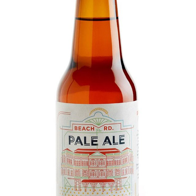 Beach Road Pale Ale - 330ml