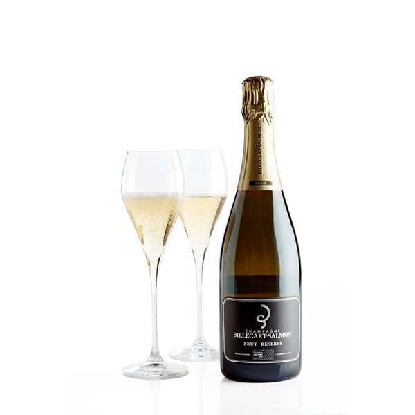12-Bottle Deal - Billecart-Salmon Brut Réserve - 375ml & 750ml