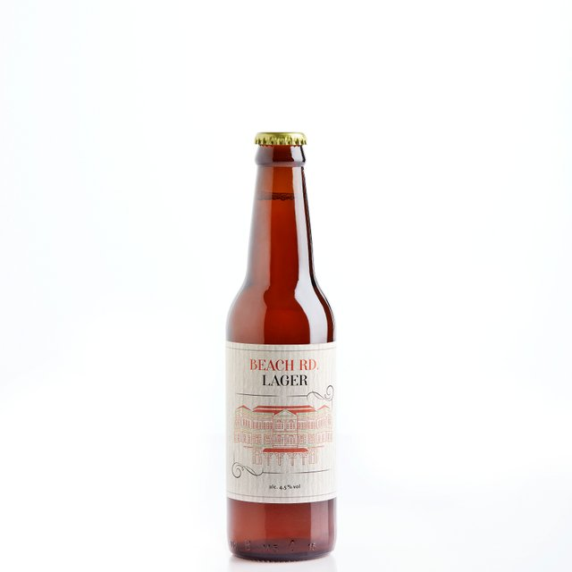 Beach Rd. Lager - 330ml