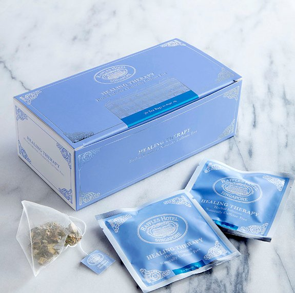 Raffles Healing Therapy Tea Bag