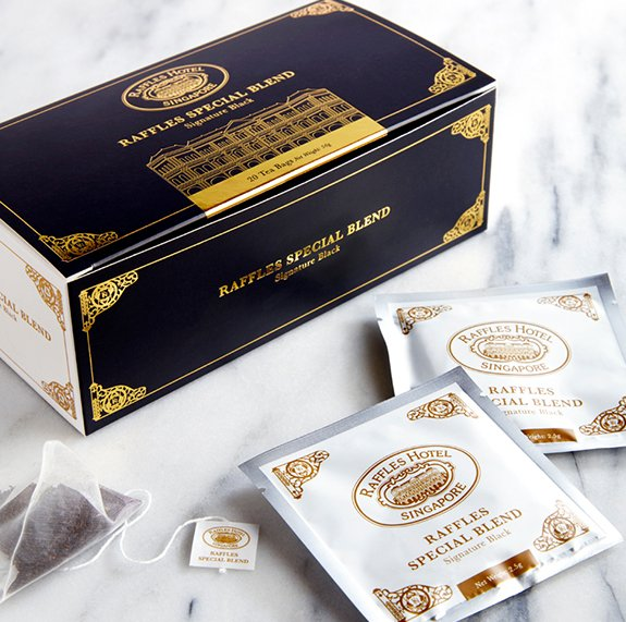 Raffles Special Blend Tea Bag